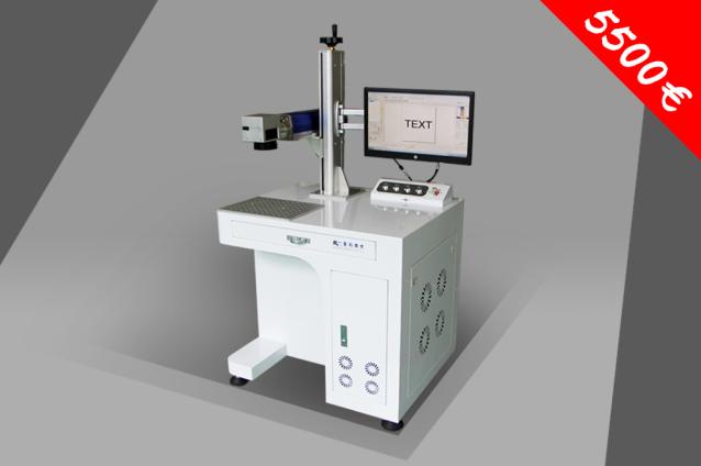 Máquina compacta de muy  bajo consumo, alto rendimiento y precisión